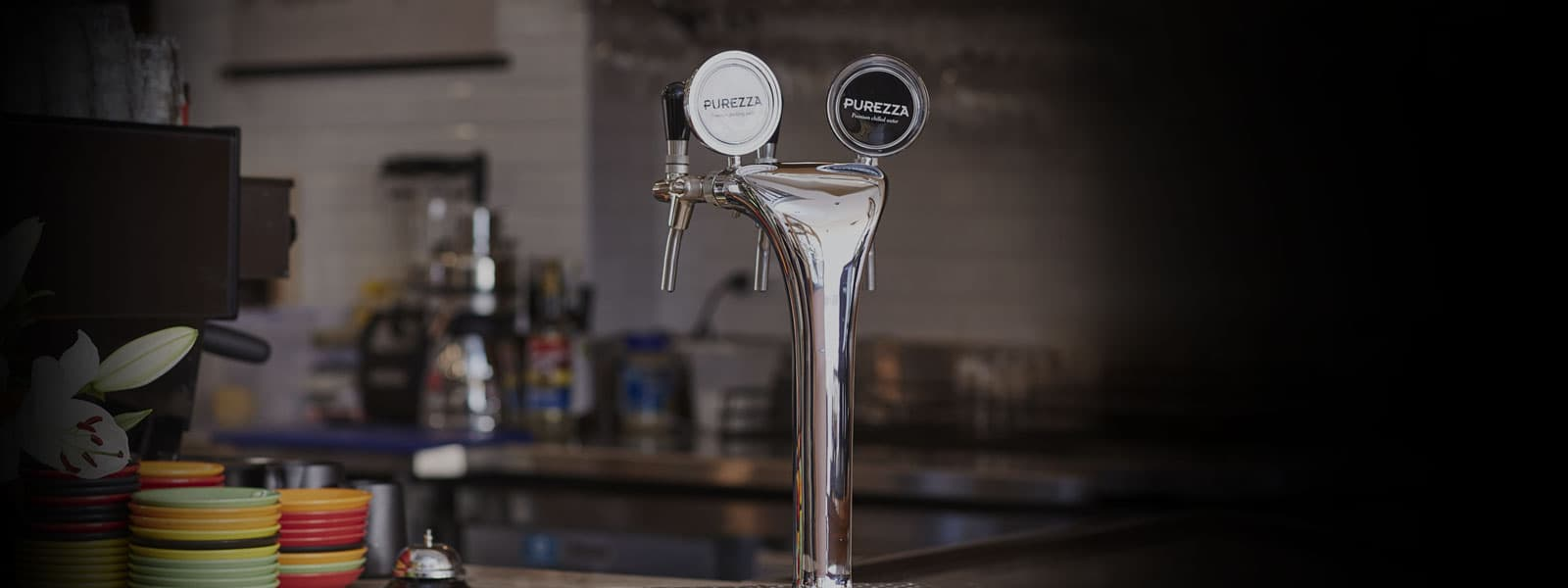 Premium Chilled Still & Sparkling Water for Restaurants